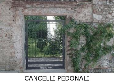 Cancelli e cancelletti happy mec carpenteria e for Costruire cancello legno